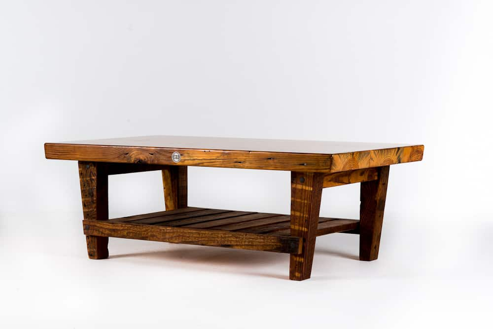 Handcrafted Reclaimed Wood Table